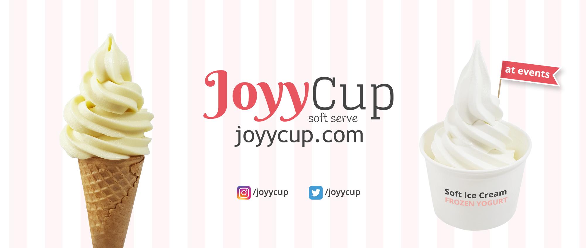 JoyyCup Soft Serve
