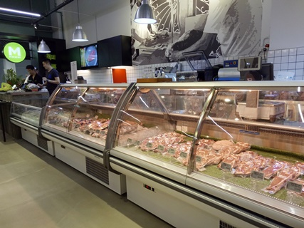 General Fushi Commercial Refrigeration product -Display Cases